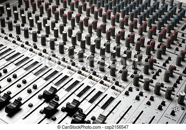 Audio Recording Equipment - csp2156547