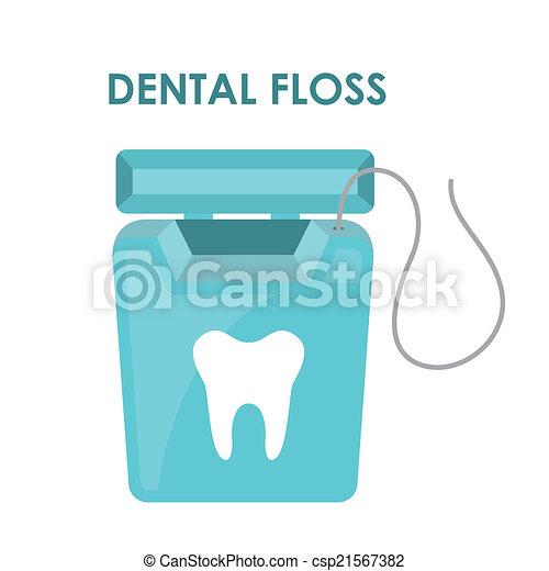 dental, desenho - csp21567382