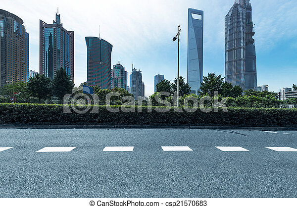 estrada cidade - csp21570683