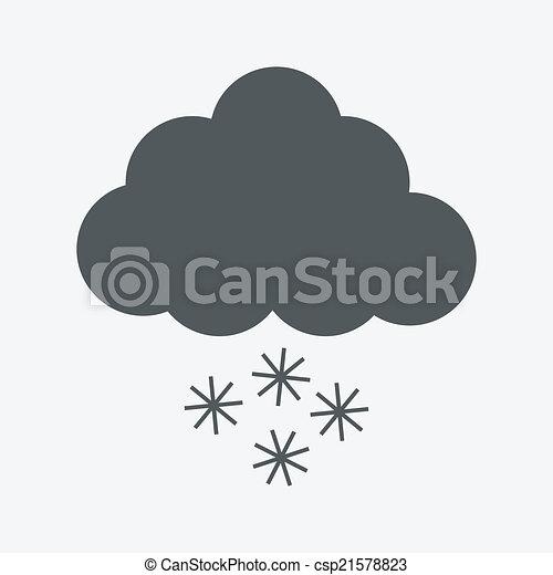 Weather icons - csp21578823