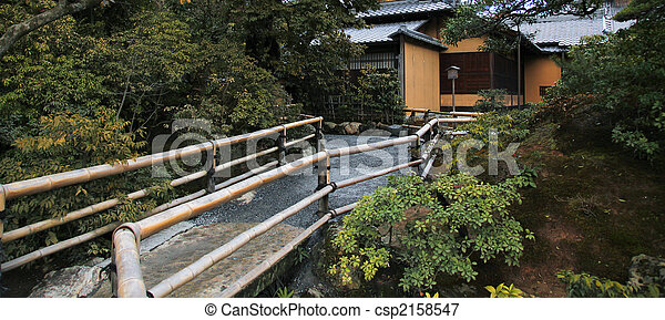 temple in japan - csp2158547