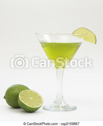 Lime Beverage - csp2159867