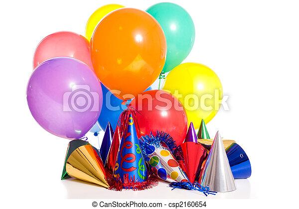 Birthday Party - csp2160654