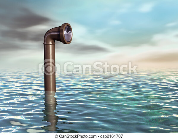 stock illustrations of submarine periscope periscope submarine clipart for preschoolers submarine clip art black and white
