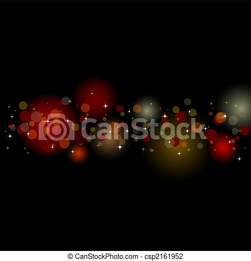 Sparkly lights - csp2161952