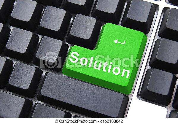 solving a problem - csp2163842