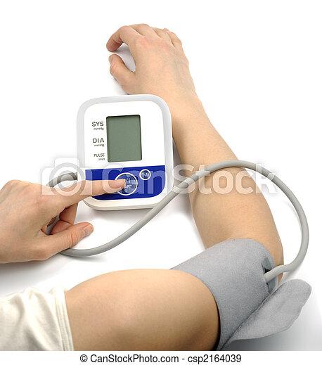 cuidado saúde - csp2164039