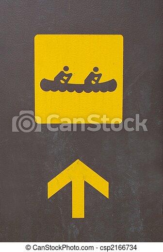 canoe route - csp2166734