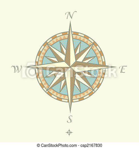 Compass Windrows - csp2167830