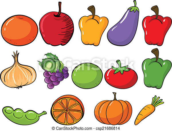 fruit clipart which is the most healthy fruit