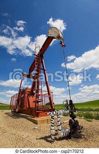 Pump jack - csp2170212