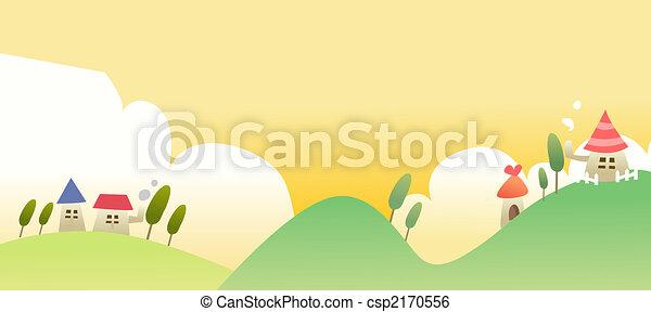 mountain - csp2170556