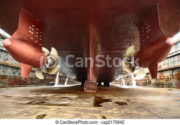 dry dock - csp2170942