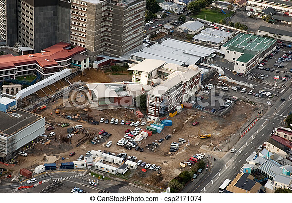 Hospital Construction - csp2171074