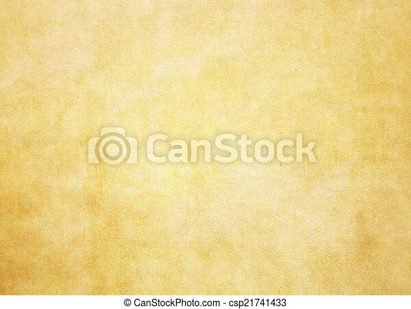 antique cracked paper texture - csp21741433
