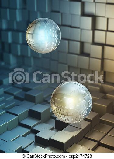 Data spheres - csp2174728