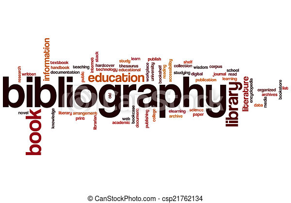 Bibliography search