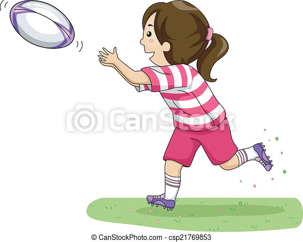 ловит мяч в американском футболе