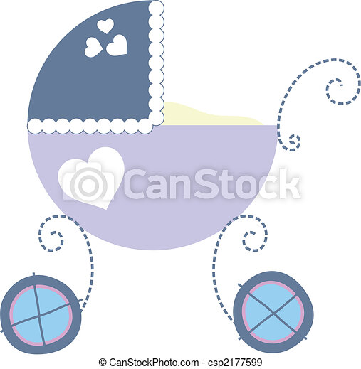 baby carriage - csp2177599