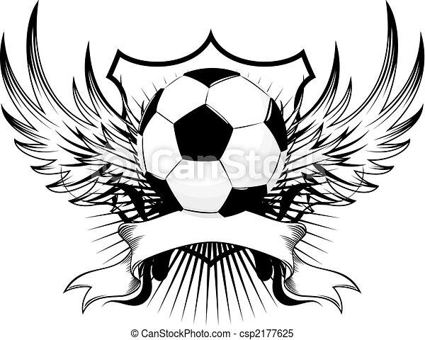 soccer insignia - csp2177625