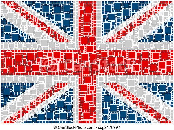 Reino Unido Bandera Para Colorear Bandera Unido Reino el