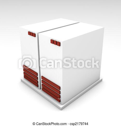 Infected Computer Server - csp2179744