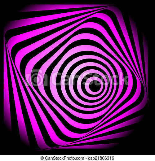 Abstract colorful swirl image. - csp21806316