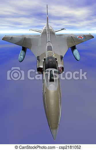 軍, 戦闘機 - csp2181052