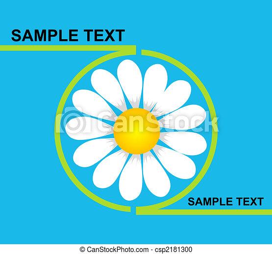 Logo daisy - csp2181300