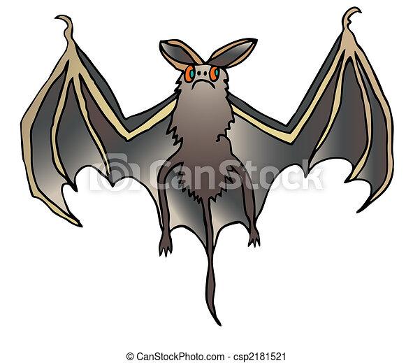 Bat - csp2181521