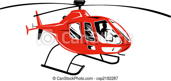 Helicopter - csp2182287