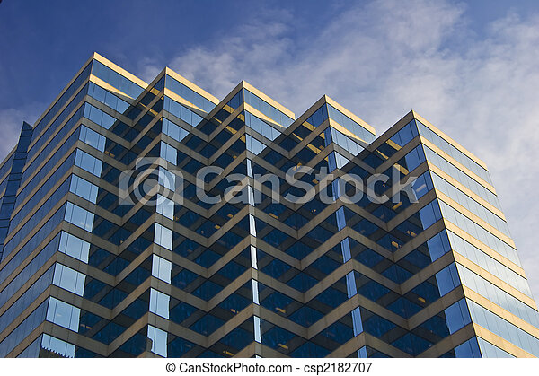 Office Building - csp2182707