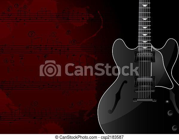Music Background - csp2183587