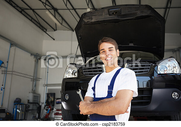 mechanic - csp2183759