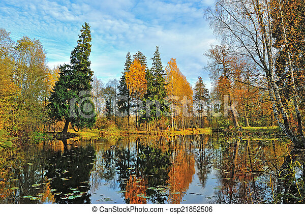 otoño - csp21852506