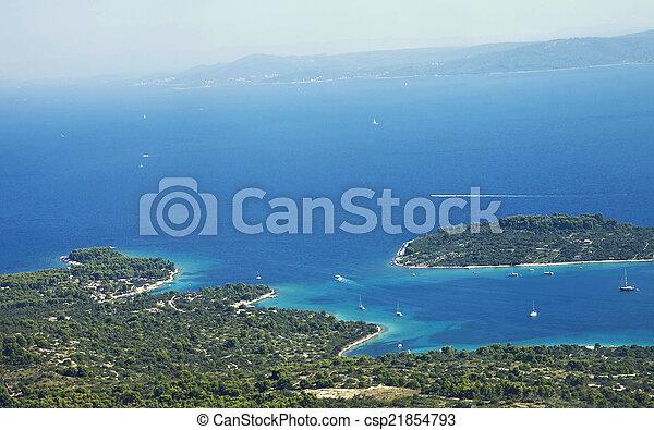 Dalmatian Coast Croatia Airport Dalmatian Coast of Croatia