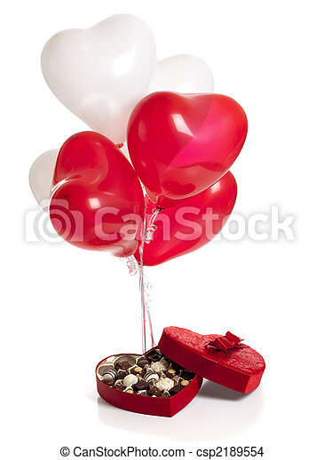 Valentine's Day Gifts - csp2189554