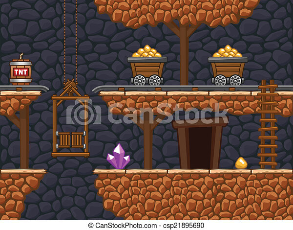 Gold mine Illustrations and Stock Art. 1,782 Gold mine ...
