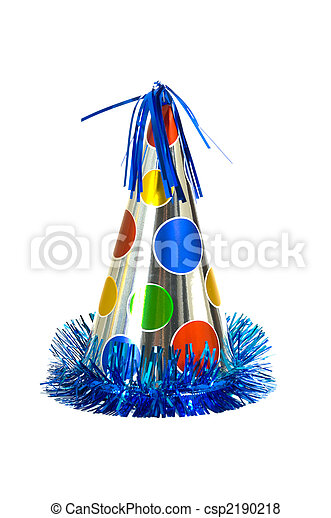 Party Hat - csp2190218