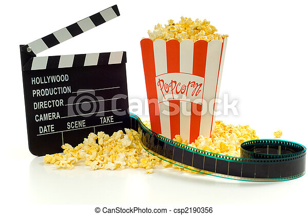 Movie, entertainment industry - csp2190356
