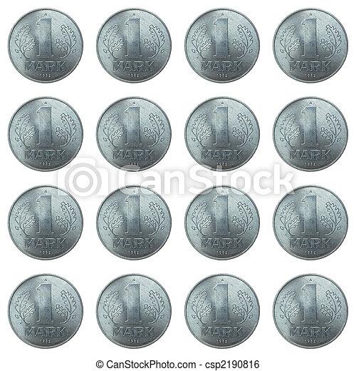 DDR coin - csp2190816