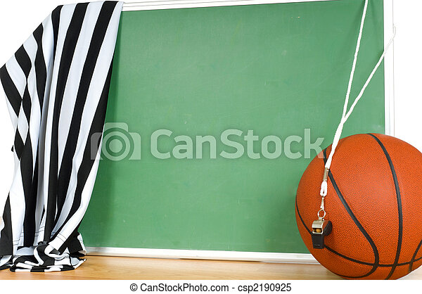 Game Official or Referee - csp2190925