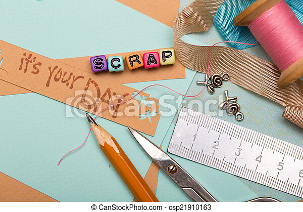 scrapbooking - csp21910163