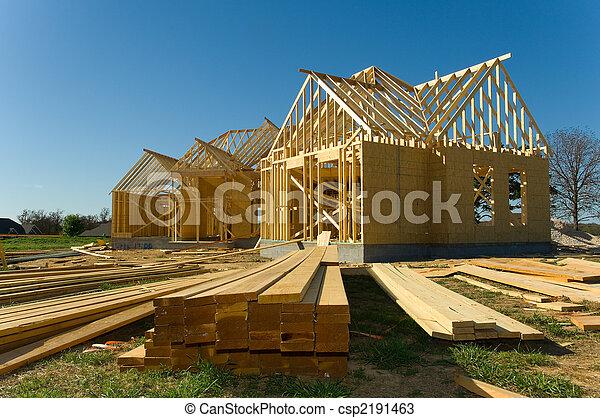 indústria, construção - csp2191463