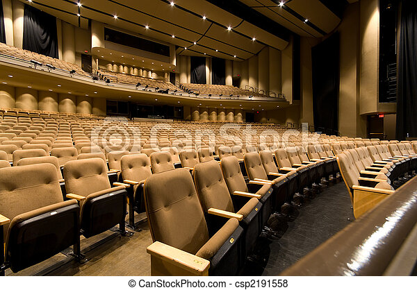 Large auditorium - csp2191558