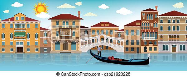 In Venice - csp21920228