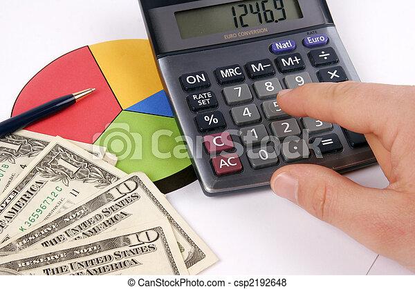 Financial report - csp2192648