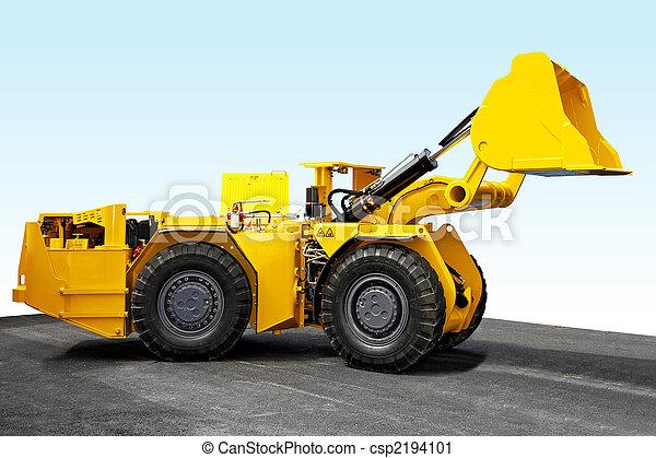 Mining digger - csp2194101