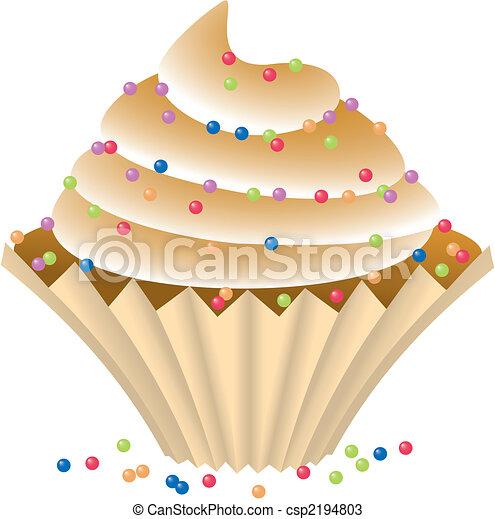 Cupcake - csp2194803