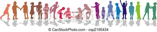 Children Color - csp2195434